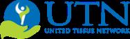 utn united tissue network logo