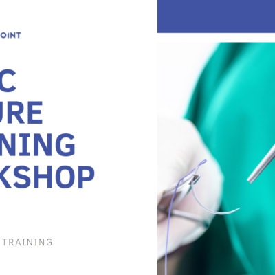 basic suture training workshop